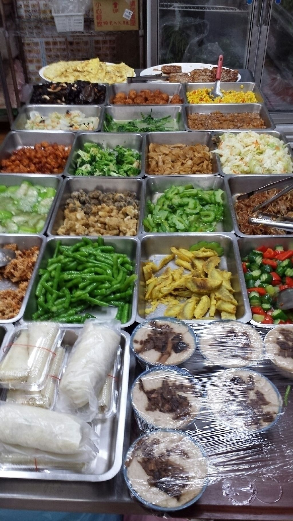 """Photo of Ming Der Vegetarian Buffet  by <a href=""""/members/profile/VanessaW"""">VanessaW</a> <br/>buffet <br/> March 26, 2017  - <a href='/contact/abuse/image/43602/241052'>Report</a>"""