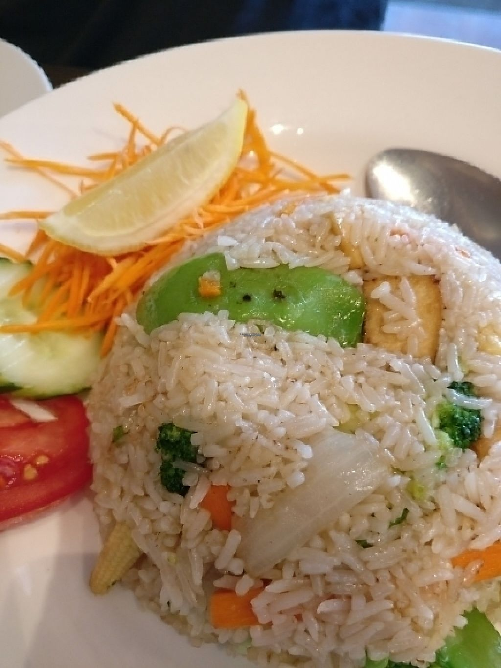 "Photo of Red Spoon  by <a href=""/members/profile/Aloo"">Aloo</a> <br/>Thai fried rice  <br/> January 30, 2017  - <a href='/contact/abuse/image/43606/219484'>Report</a>"