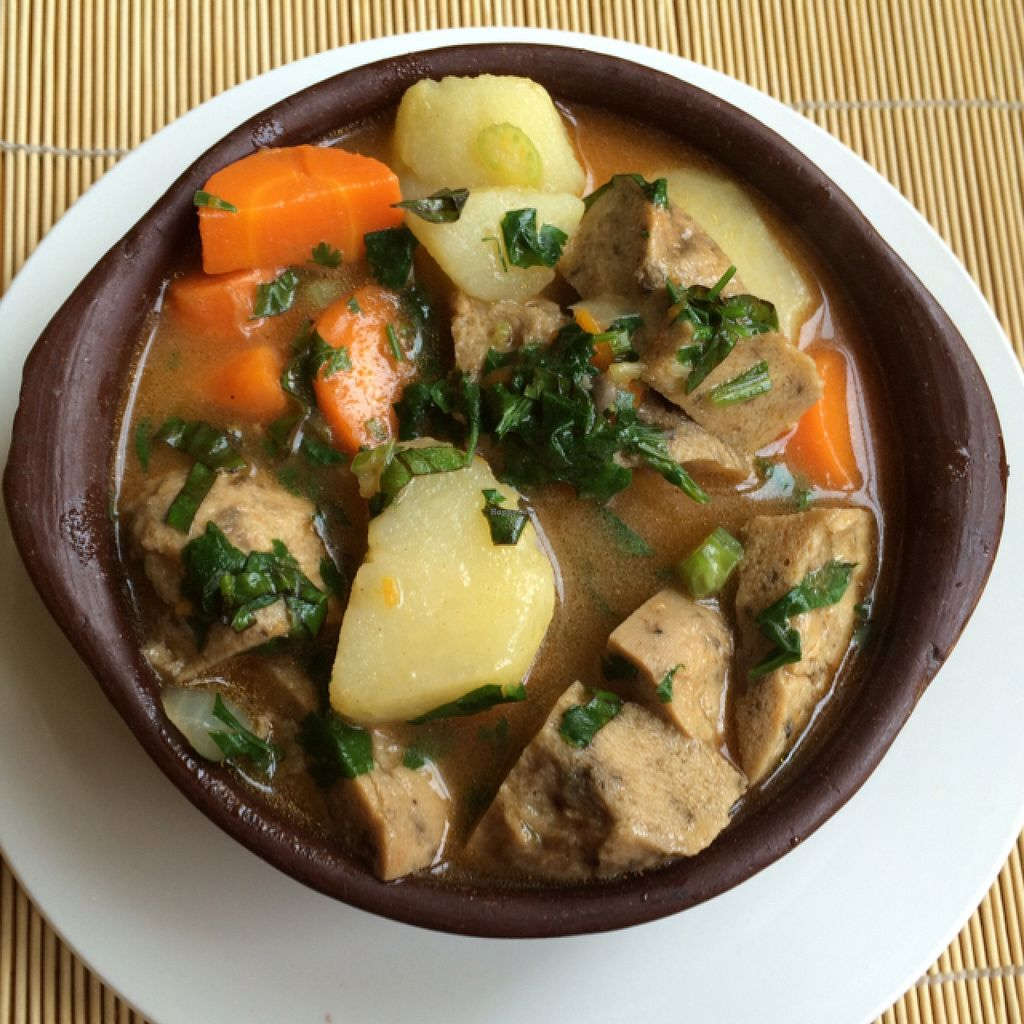 """Photo of Bambu  by <a href=""""/members/profile/linowza"""">linowza</a> <br/>Chilean style stew with gluten and vegetables  <br/> January 23, 2016  - <a href='/contact/abuse/image/4363/133440'>Report</a>"""