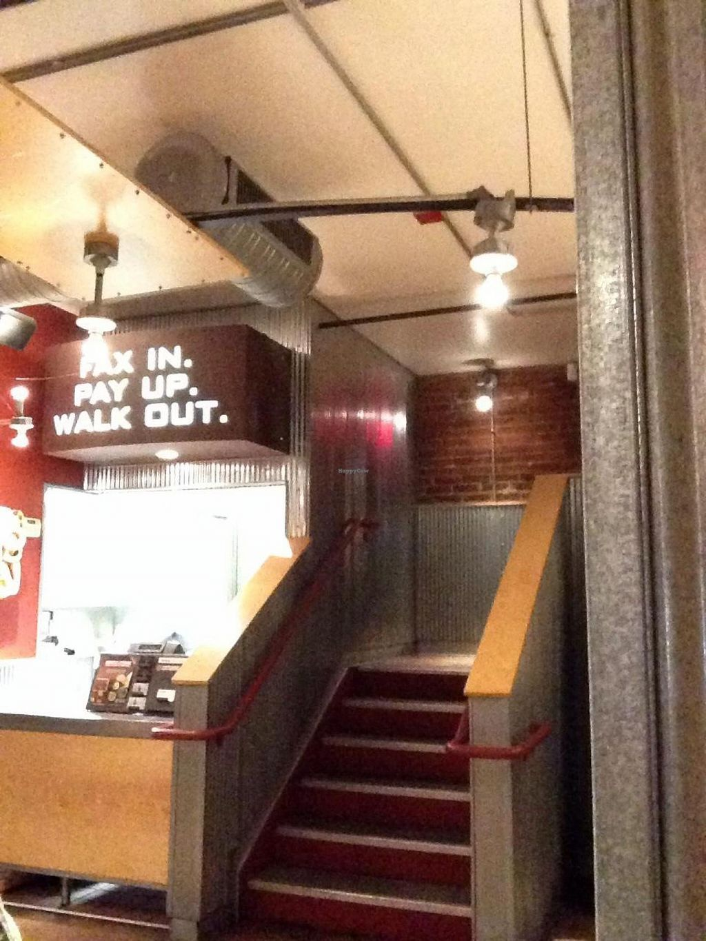 """Photo of Chipotle  by <a href=""""/members/profile/cookiem"""">cookiem</a> <br/>The to go corner from pre-orders <br/> May 7, 2014  - <a href='/contact/abuse/image/43680/69565'>Report</a>"""