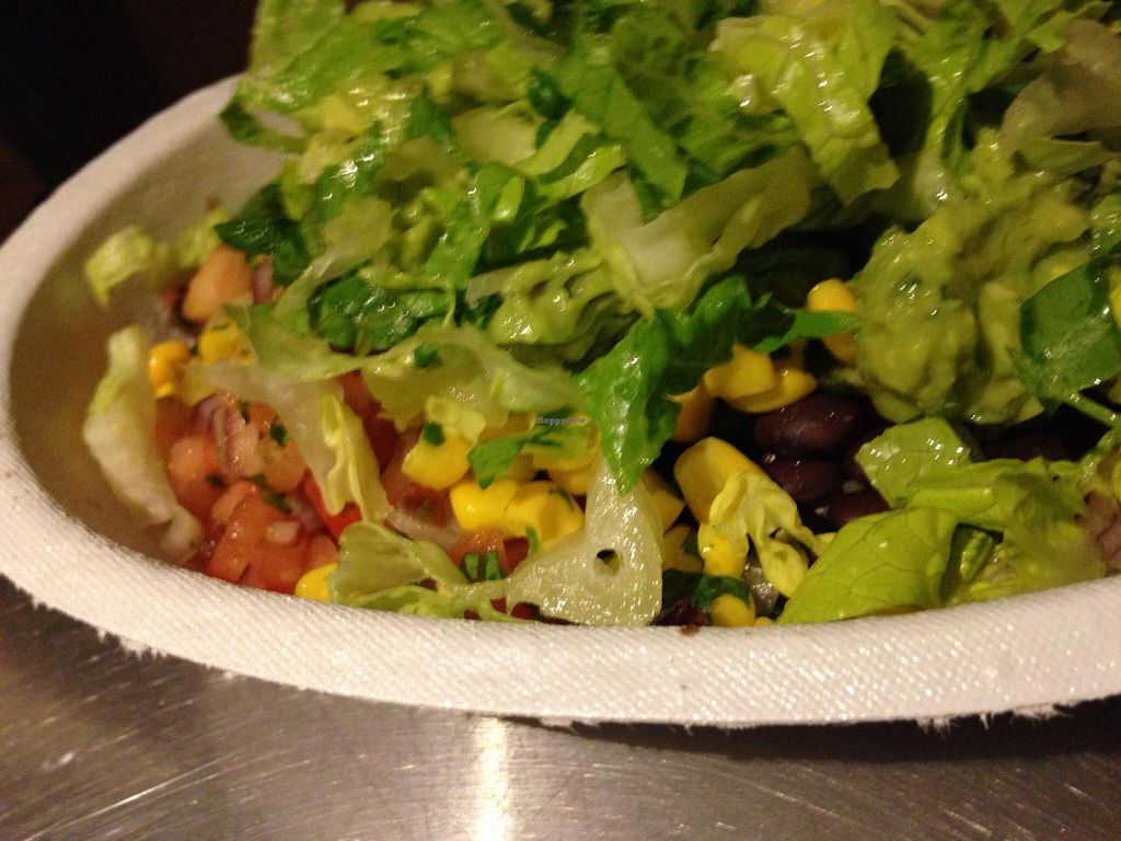 """Photo of Chipotle  by <a href=""""/members/profile/cookiem"""">cookiem</a> <br/>You know what you're getting <br/> May 7, 2014  - <a href='/contact/abuse/image/43680/69567'>Report</a>"""