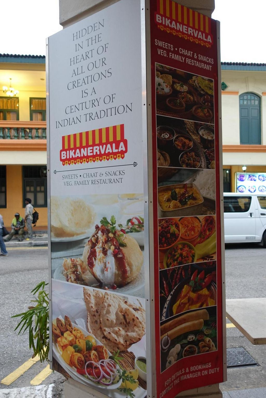 """Photo of CLOSED: Bikanervala  by <a href=""""/members/profile/JimmySeah"""">JimmySeah</a> <br/>yummy food pictures <br/> January 5, 2015  - <a href='/contact/abuse/image/43696/89581'>Report</a>"""