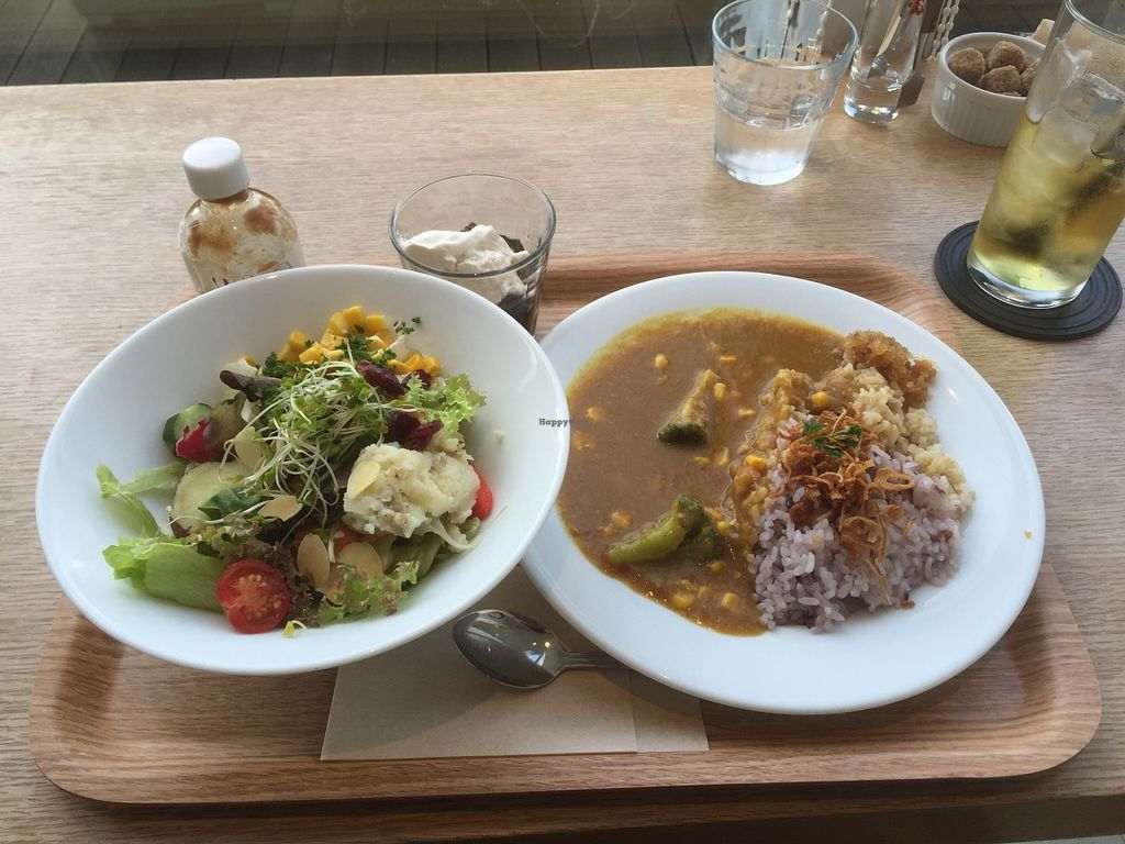 "Photo of Ukafe  by <a href=""/members/profile/iokan"">iokan</a> <br/>UKarry (Japanese curry lunch) <br/> January 11, 2016  - <a href='/contact/abuse/image/43729/132036'>Report</a>"