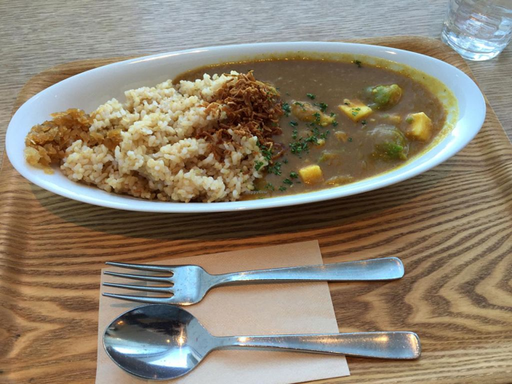 "Photo of Ukafe  by <a href=""/members/profile/Caitlinkitkat"">Caitlinkitkat</a> <br/>avacado & egg curry with brown rice <br/> January 31, 2015  - <a href='/contact/abuse/image/43729/91895'>Report</a>"