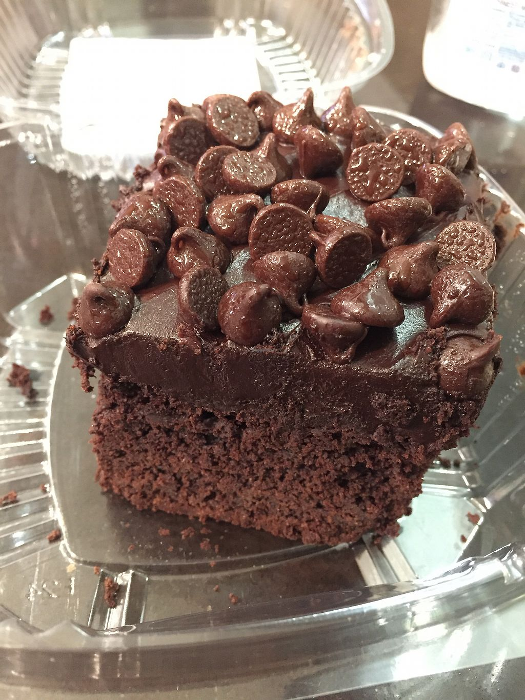 "Photo of LAX - Real Food Daily - T4  by <a href=""/members/profile/Knauji82"">Knauji82</a> <br/>chocolate cake, so good!! <br/> June 29, 2017  - <a href='/contact/abuse/image/43761/274611'>Report</a>"