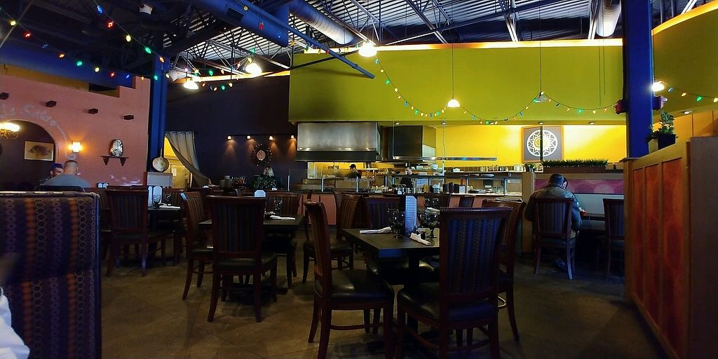 """Photo of Bueno Loco Restaurante  by <a href=""""/members/profile/pritchstan"""">pritchstan</a> <br/>one section of seating, to the right out of the picture is a bar along with additional booth and table seating and then another smaller seating area  <br/> February 3, 2018  - <a href='/contact/abuse/image/43769/354615'>Report</a>"""