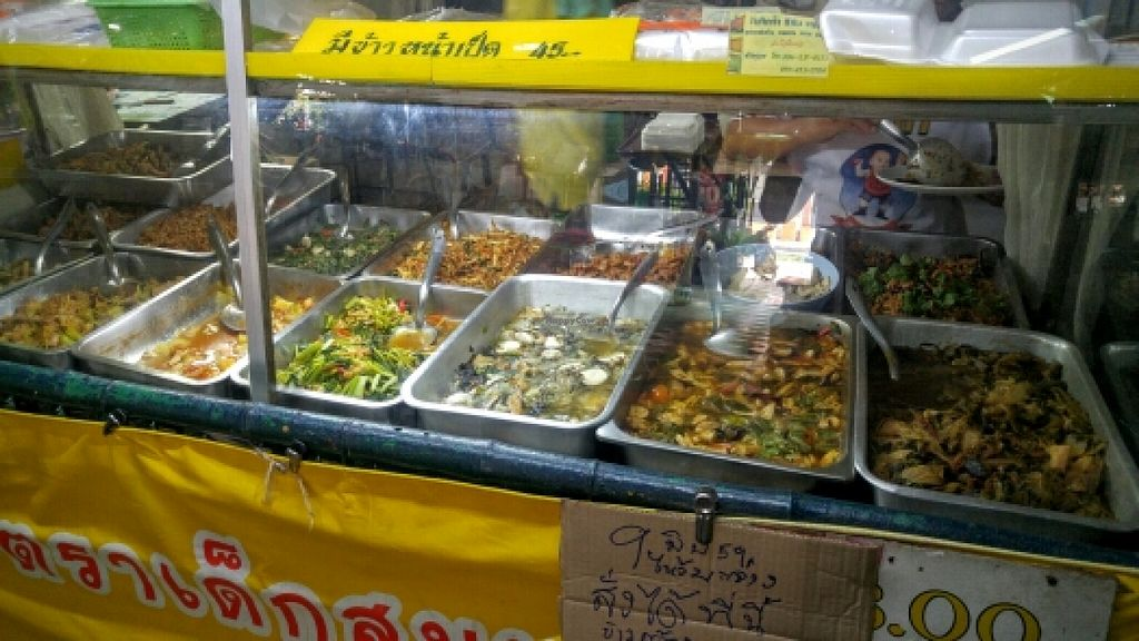 "Photo of Vegetarian Restaurant  by <a href=""/members/profile/bnom"">bnom</a> <br/>Food options <br/> June 7, 2016  - <a href='/contact/abuse/image/43776/152711'>Report</a>"