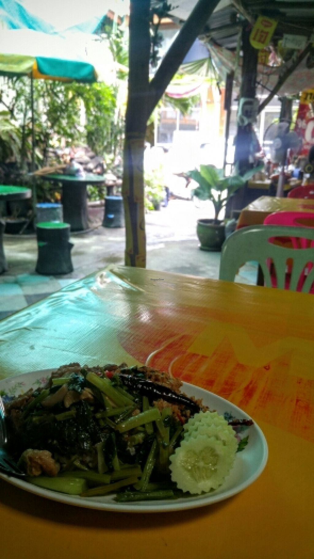 "Photo of Vegetarian Restaurant  by <a href=""/members/profile/bnom"">bnom</a> <br/>inside <br/> June 7, 2016  - <a href='/contact/abuse/image/43776/152713'>Report</a>"