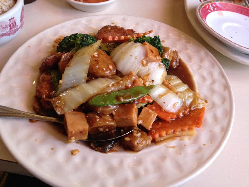 """Photo of Sentosa  by <a href=""""/members/profile/vegan_ryan"""">vegan_ryan</a> <br/>happy combo with garlic sauce <br/> March 25, 2015  - <a href='/contact/abuse/image/4379/96996'>Report</a>"""