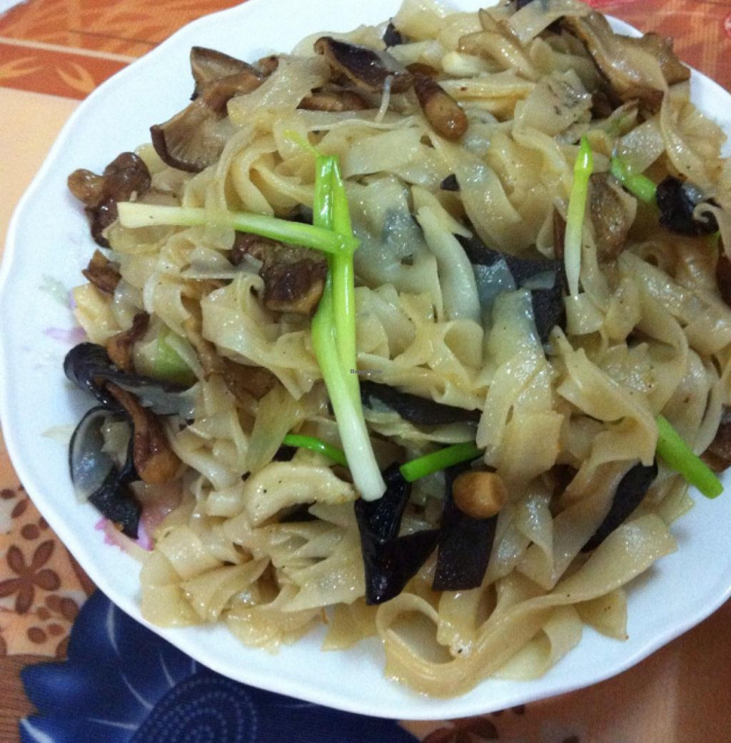 "Photo of Yen Ninh  by <a href=""/members/profile/blaim"">blaim</a> <br/>Mushroom and noodle stir-fry. So delicious! <br/> February 28, 2014  - <a href='/contact/abuse/image/43800/64962'>Report</a>"