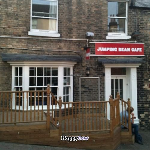 """Photo of Jumping Bean Cafe  by <a href=""""/members/profile/hack_man"""">hack_man</a> <br/>From the Outside <br/> December 15, 2013  - <a href='/contact/abuse/image/43811/60336'>Report</a>"""