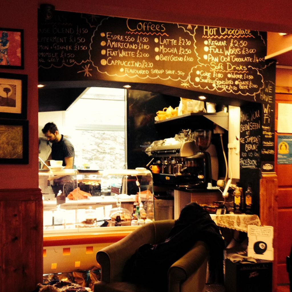 """Photo of Jumping Bean Cafe  by <a href=""""/members/profile/hack_man"""">hack_man</a> <br/>inside  <br/> February 16, 2014  - <a href='/contact/abuse/image/43811/64358'>Report</a>"""