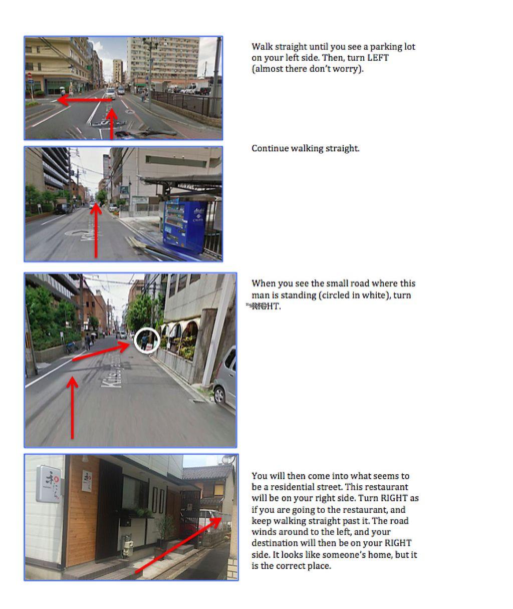 "Photo of Organic House Salute  by <a href=""/members/profile/alexanderamanda88"">alexanderamanda88</a> <br/>Directions to Organic House Salute from Kyoto Station- page 2 <br/> February 4, 2017  - <a href='/contact/abuse/image/43818/222414'>Report</a>"