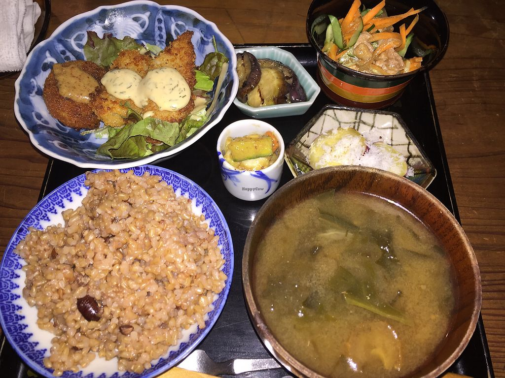 """Photo of Organic House Salute  by <a href=""""/members/profile/Christi"""">Christi</a> <br/>Vegetable set. Delicious! <br/> July 30, 2017  - <a href='/contact/abuse/image/43818/286509'>Report</a>"""