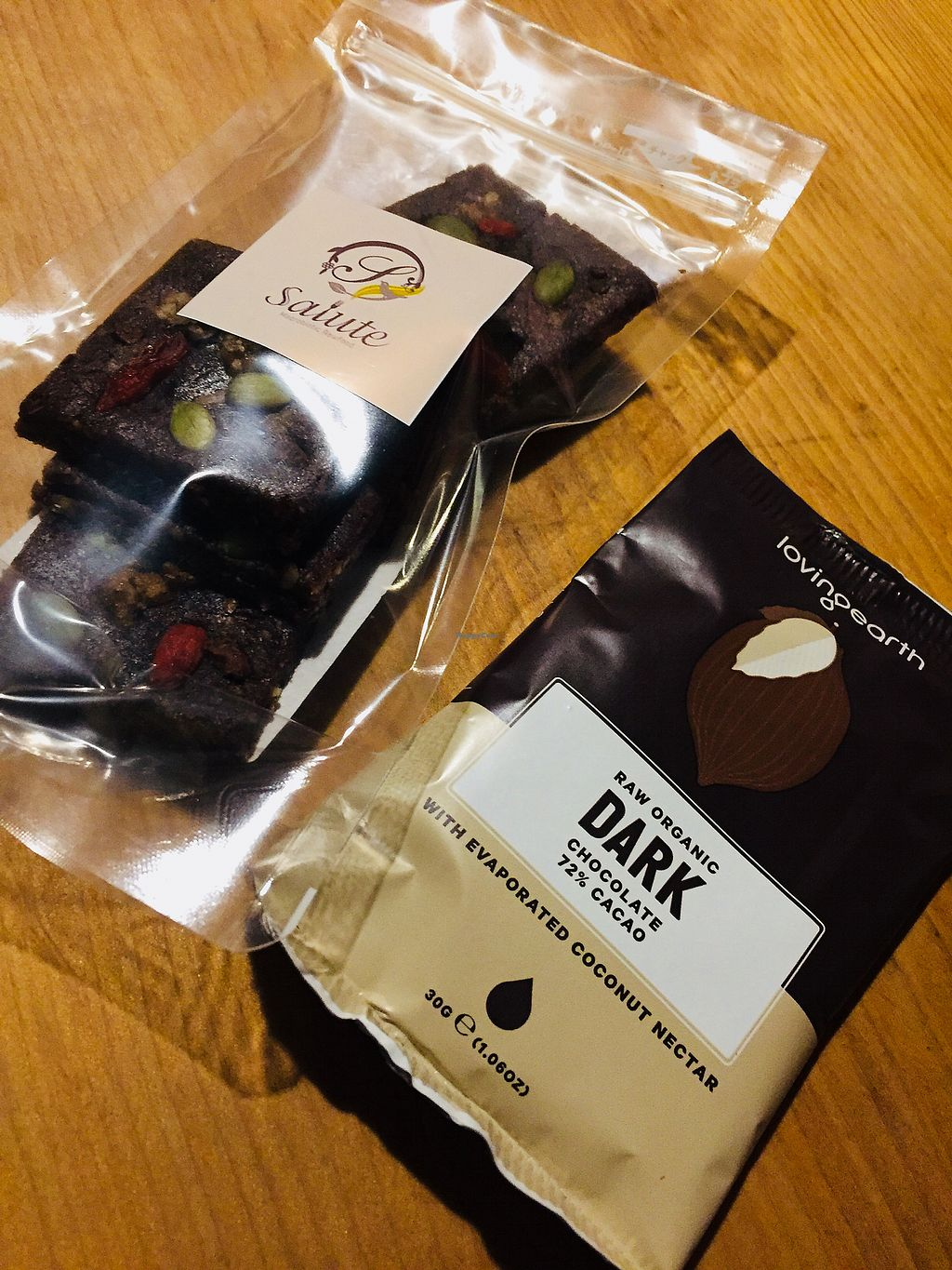 """Photo of Organic House Salute  by <a href=""""/members/profile/V87"""">V87</a> <br/>Chocolate to go ^.^ <br/> April 10, 2018  - <a href='/contact/abuse/image/43818/383261'>Report</a>"""