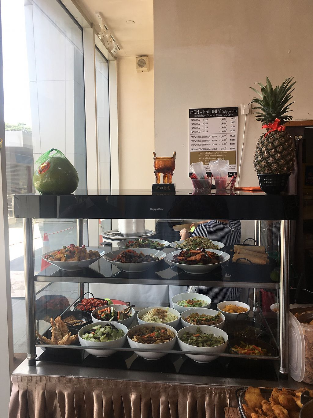 """Photo of Yuan Vegetarian Bistro  by <a href=""""/members/profile/BernardKoh"""">BernardKoh</a> <br/>Yuan Bistro has a new decor :) <br/> February 20, 2018  - <a href='/contact/abuse/image/43835/361558'>Report</a>"""