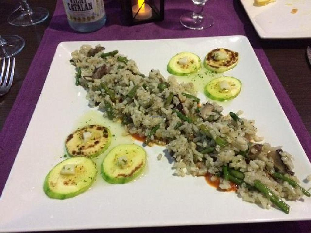 """Photo of El Embrujo  by <a href=""""/members/profile/Garyalicante"""">Garyalicante</a> <br/>amazing risotto  <br/> November 15, 2014  - <a href='/contact/abuse/image/43850/85640'>Report</a>"""