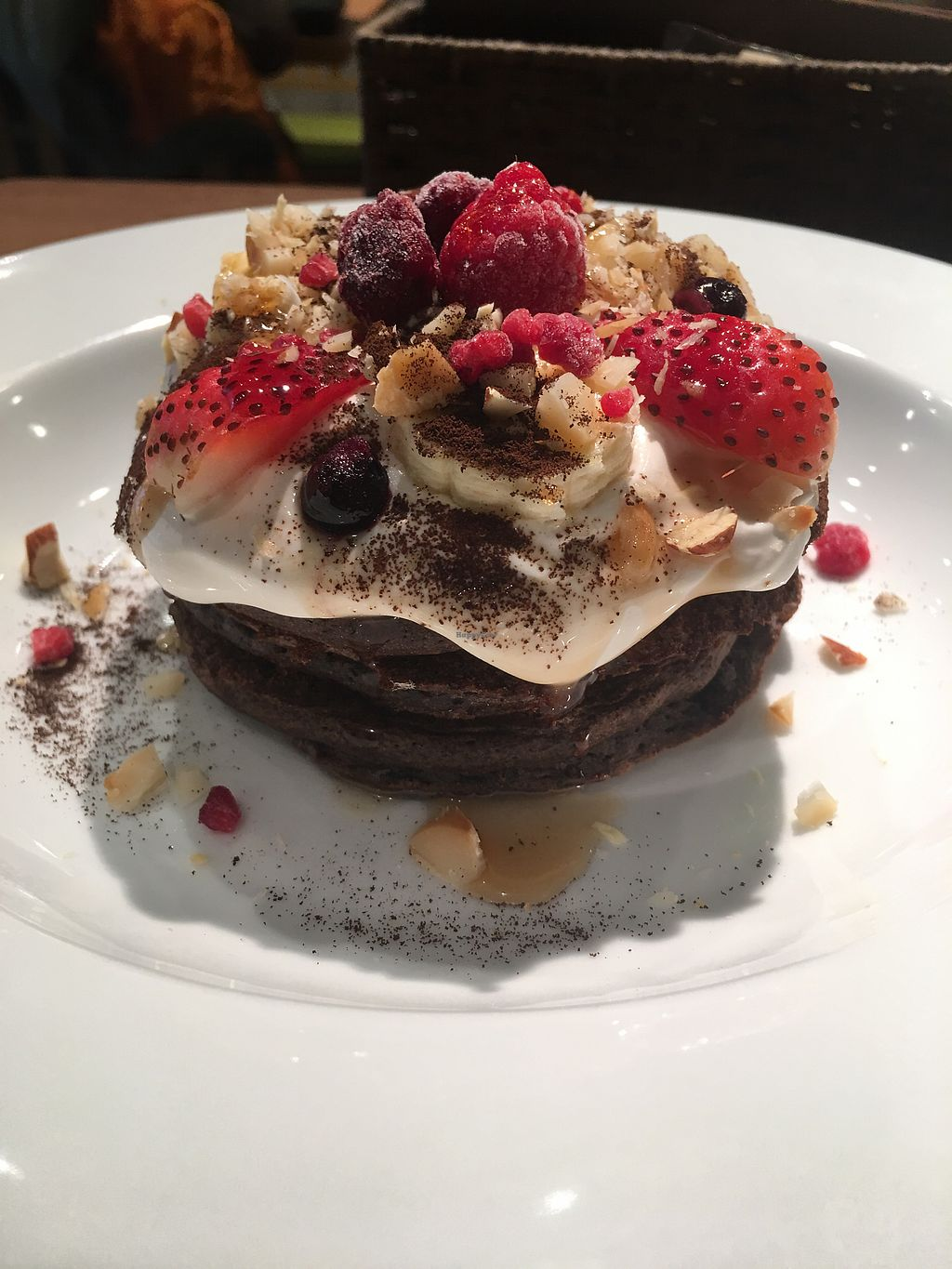 "Photo of Ko-So Cafe  by <a href=""/members/profile/Rucri"">Rucri</a> <br/>Pancakes, it was very tasty <br/> November 7, 2017  - <a href='/contact/abuse/image/43914/322824'>Report</a>"