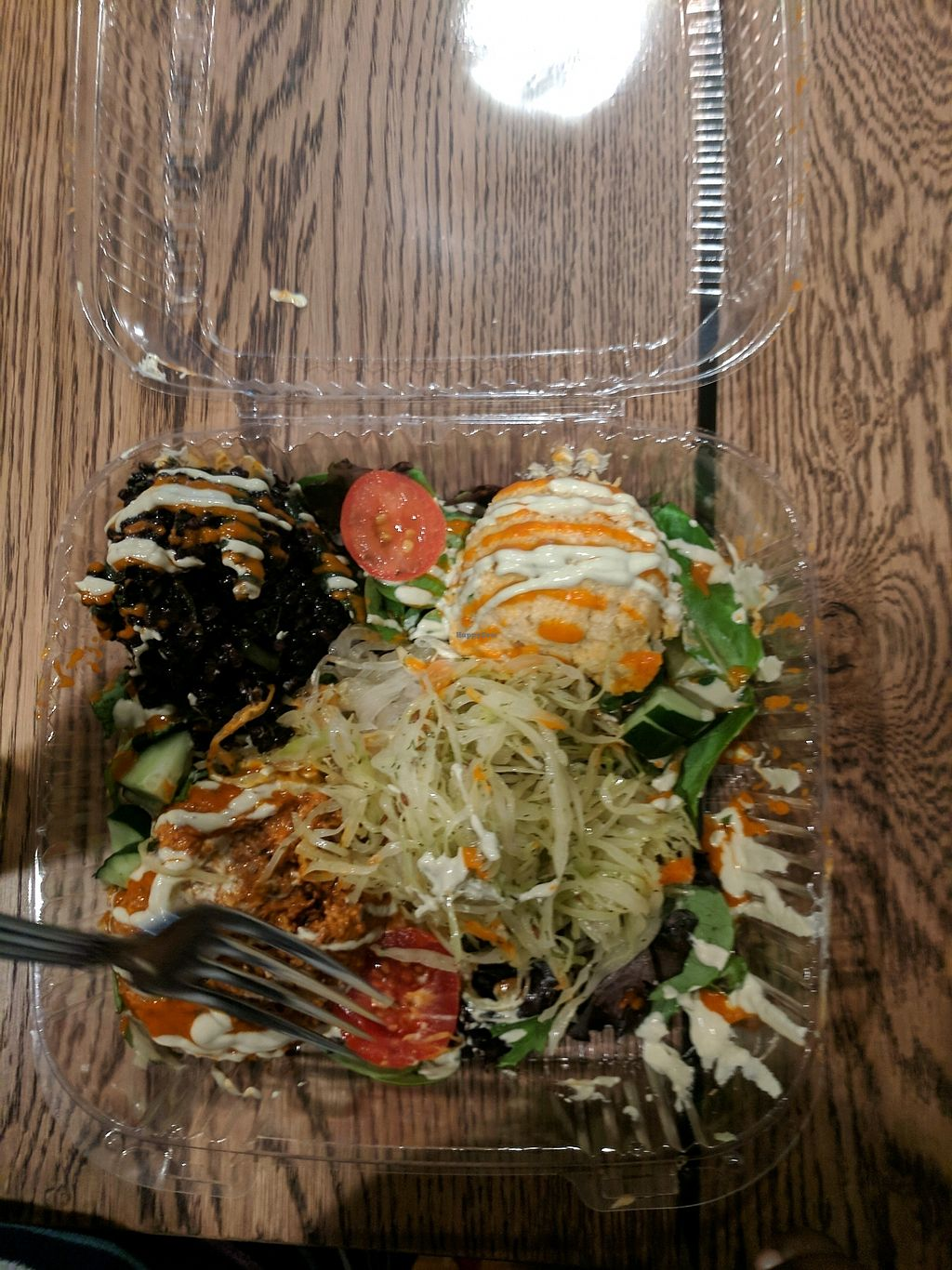 """Photo of All The Way Live  by <a href=""""/members/profile/LocdVegan"""">LocdVegan</a> <br/>So yummy ? <br/> October 2, 2017  - <a href='/contact/abuse/image/43939/310876'>Report</a>"""