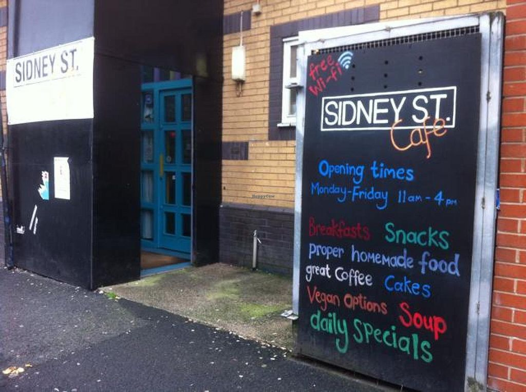 """Photo of Sidney Street Cafe  by <a href=""""/members/profile/J-Veg"""">J-Veg</a> <br/>Sydney Street Cafe <br/> September 6, 2014  - <a href='/contact/abuse/image/43940/79172'>Report</a>"""