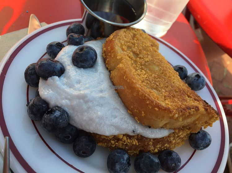 "Photo of Glory Doughnuts  by <a href=""/members/profile/daroff"">daroff</a> <br/>Lavender French Toast <br/> August 28, 2016  - <a href='/contact/abuse/image/43952/171946'>Report</a>"