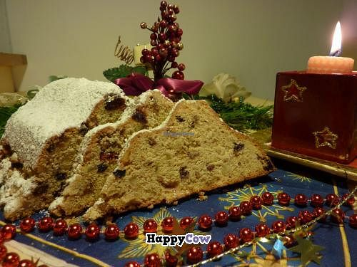"""Photo of Annelieses Zuckerbackerei  by <a href=""""/members/profile/Groucho"""">Groucho</a> <br/>Annelieses Weihnachtsstollen <br/> December 17, 2013  - <a href='/contact/abuse/image/43977/60436'>Report</a>"""