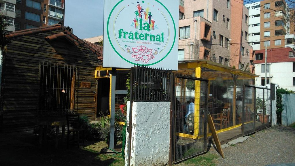 """Photo of La Fraternal  by <a href=""""/members/profile/arya00"""">arya00</a> <br/>Located in a quiet street, has a nice outdoor seating area <br/> August 3, 2014  - <a href='/contact/abuse/image/43984/75885'>Report</a>"""