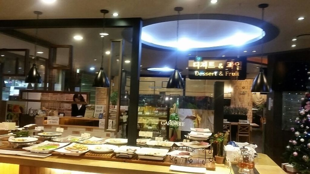 """Photo of Garobee Well Being Buffet  by <a href=""""/members/profile/JimmySeah"""">JimmySeah</a> <br/>restaurant interior - desserts and fruits  <br/> December 15, 2016  - <a href='/contact/abuse/image/43988/201315'>Report</a>"""