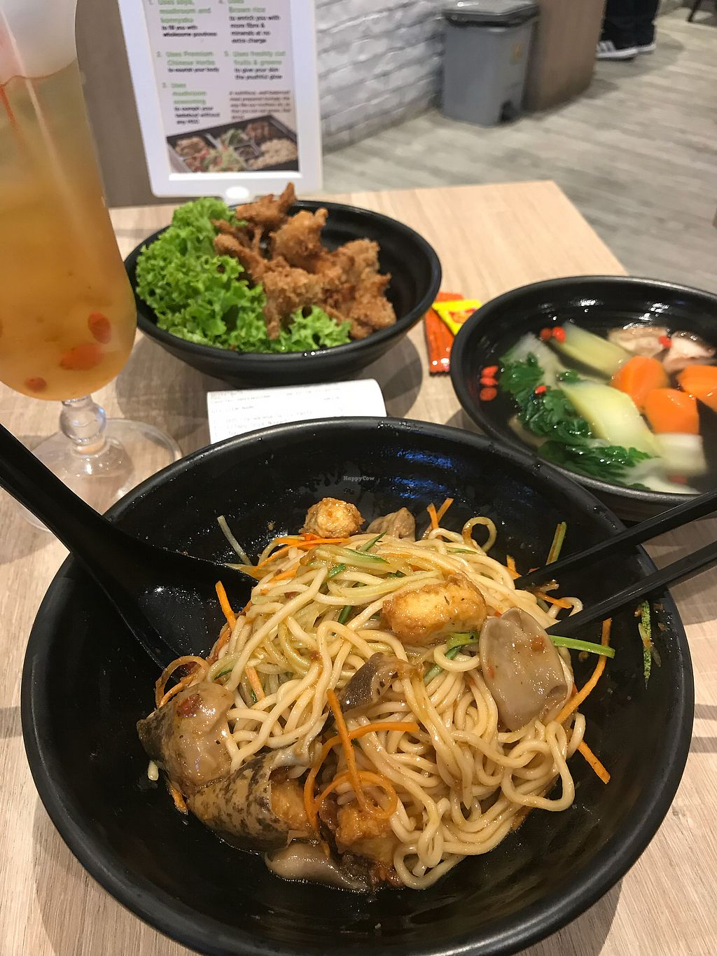 """Photo of Green Dot - Bedok  by <a href=""""/members/profile/TofuInvasion"""">TofuInvasion</a> <br/>Taiwanese Spicy Paste Noodle <br/> January 28, 2018  - <a href='/contact/abuse/image/43990/351714'>Report</a>"""