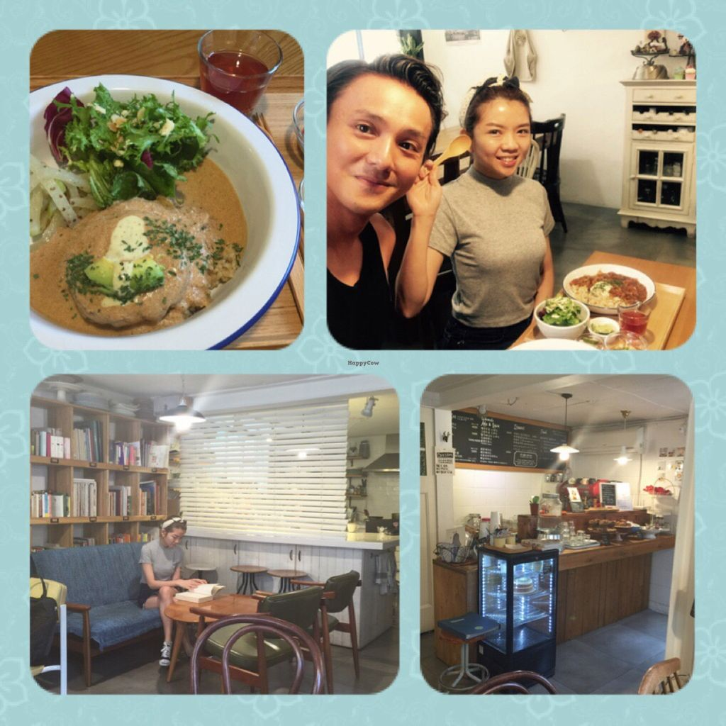 """Photo of Cook and Book - 쿡앤북  by <a href=""""/members/profile/Veganwang"""">Veganwang</a> <br/>cook and book  <br/> May 4, 2016  - <a href='/contact/abuse/image/44022/147504'>Report</a>"""