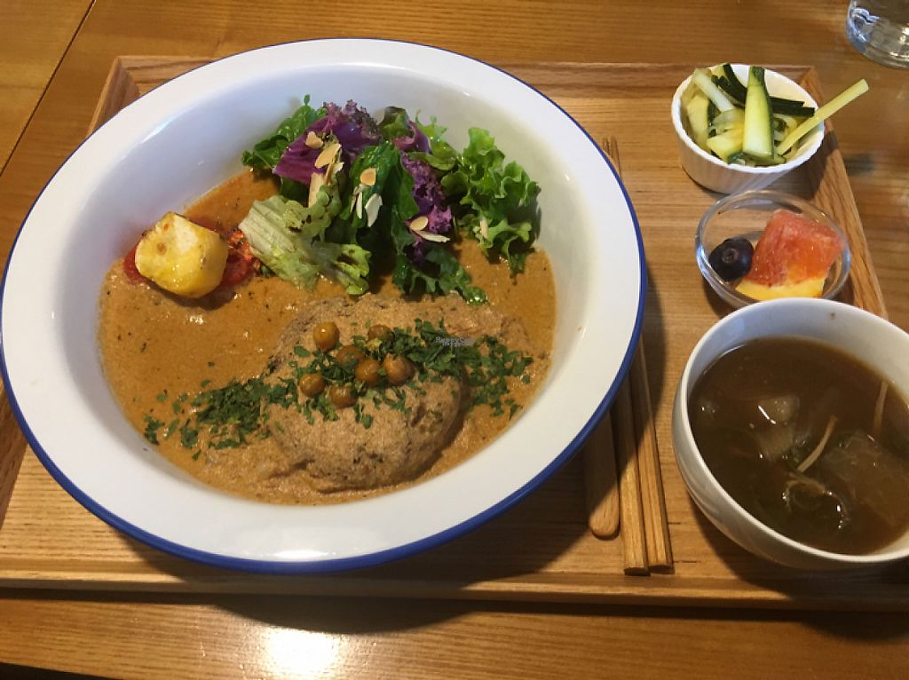 """Photo of Cook and Book - 쿡앤북  by <a href=""""/members/profile/SummerLee"""">SummerLee</a> <br/>love of my life.... oh I mean hamburger with rice <br/> April 2, 2017  - <a href='/contact/abuse/image/44022/243877'>Report</a>"""