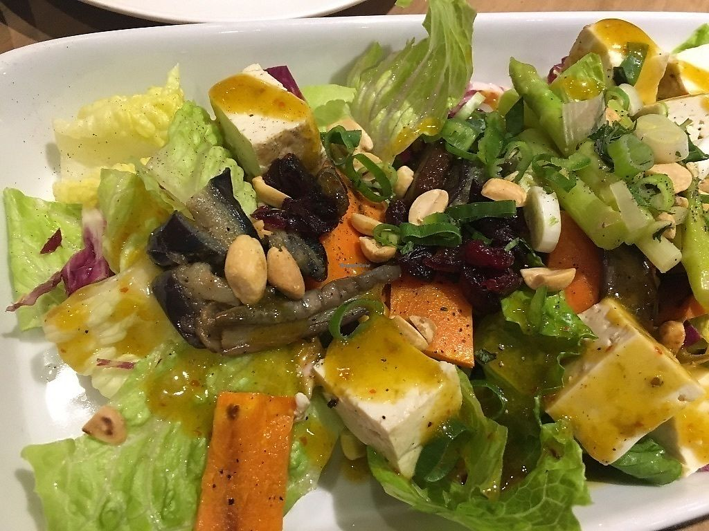 """Photo of MiaCucina My Kitchen - Tianmu  by <a href=""""/members/profile/SP"""">SP</a> <br/>salad <br/> July 6, 2017  - <a href='/contact/abuse/image/44030/277086'>Report</a>"""