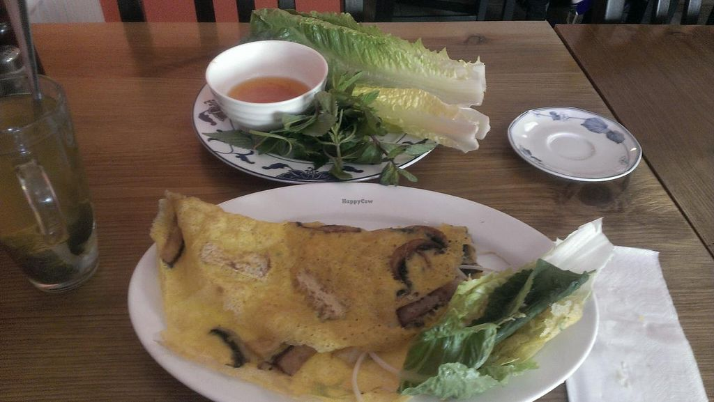 """Photo of Banh Xeo Saigon  by <a href=""""/members/profile/Andrea%2A"""">Andrea*</a> <br/>Banh Xeo Chay <br/> March 11, 2014  - <a href='/contact/abuse/image/44040/65670'>Report</a>"""