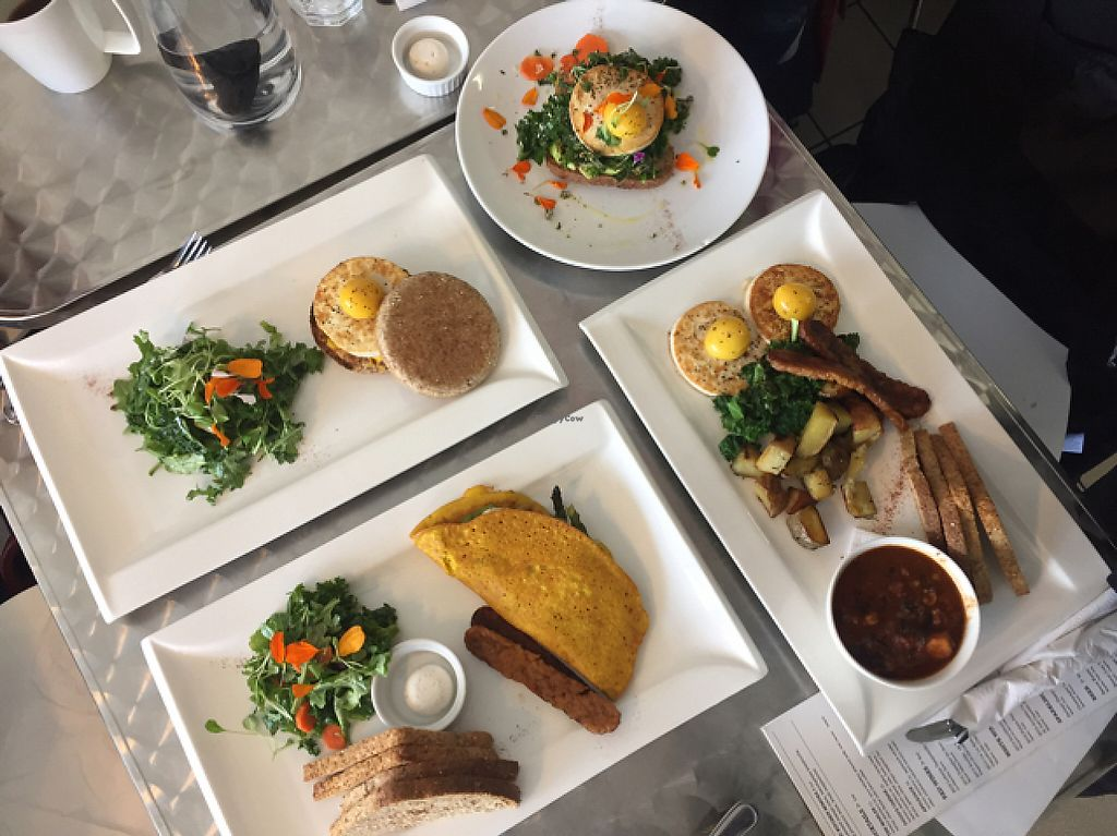 """Photo of CLOSED: Doug McNish Public Kitchen  by <a href=""""/members/profile/eatyourveggies"""">eatyourveggies</a> <br/>brunch options  <br/> May 14, 2017  - <a href='/contact/abuse/image/44052/258843'>Report</a>"""