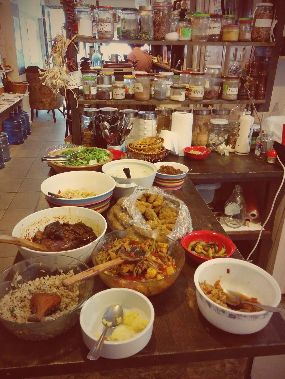 Photo of Komsu Kafe  by Tal <br/>Komsu Kafe <br/> September 12, 2015  - <a href='/contact/abuse/image/44053/117460'>Report</a>