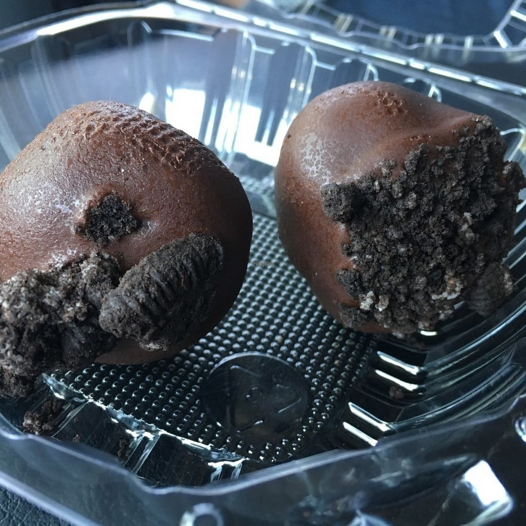 """Photo of 24 Carrots  by <a href=""""/members/profile/Tigra220"""">Tigra220</a> <br/>Chocolate Oreo Cake Pops! <br/> August 7, 2016  - <a href='/contact/abuse/image/44118/166612'>Report</a>"""