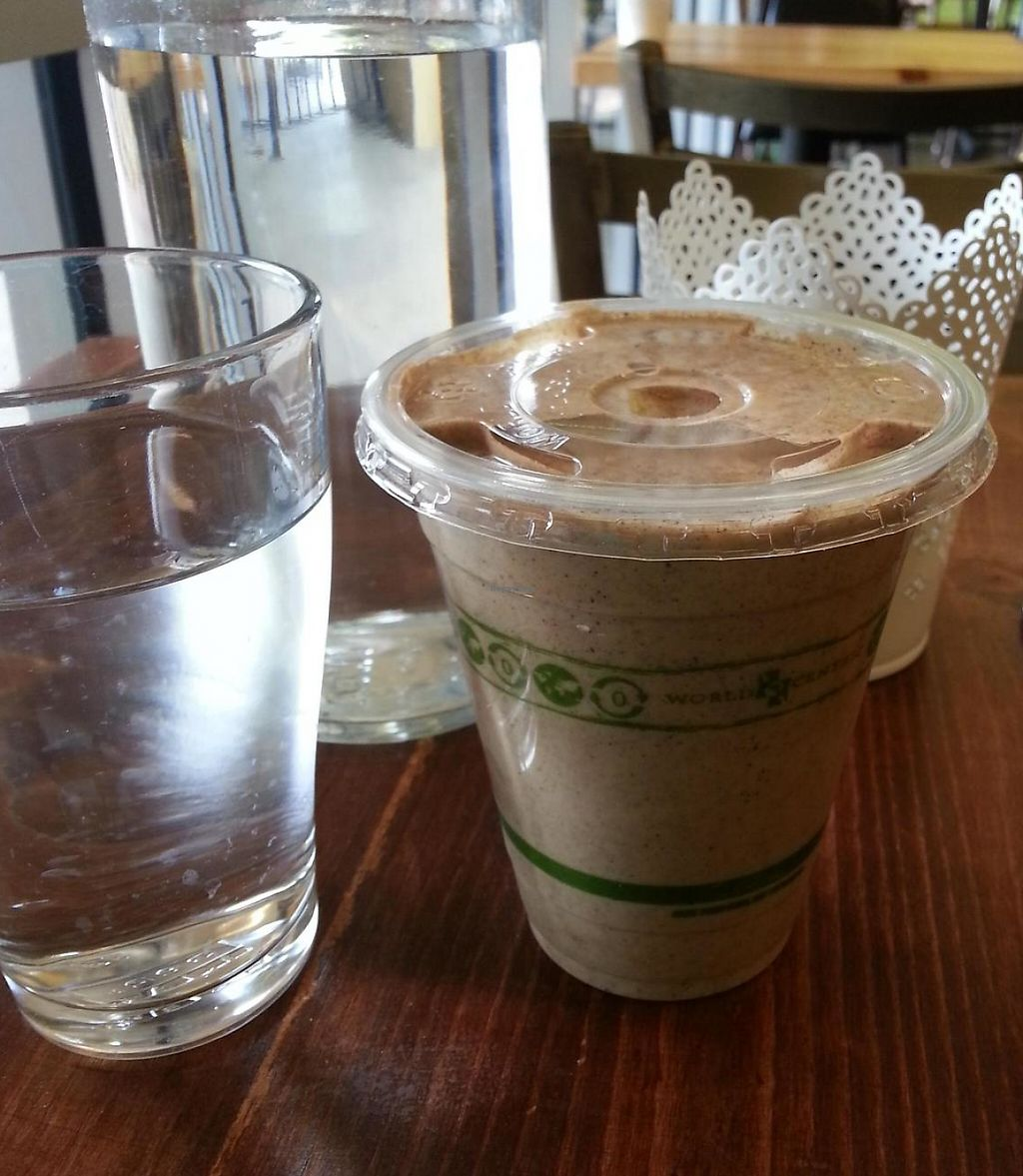 """Photo of 24 Carrots  by <a href=""""/members/profile/radtechg9"""">radtechg9</a> <br/>Peanut butter, chocolate , banana smoothie <br/> March 30, 2014  - <a href='/contact/abuse/image/44118/188674'>Report</a>"""