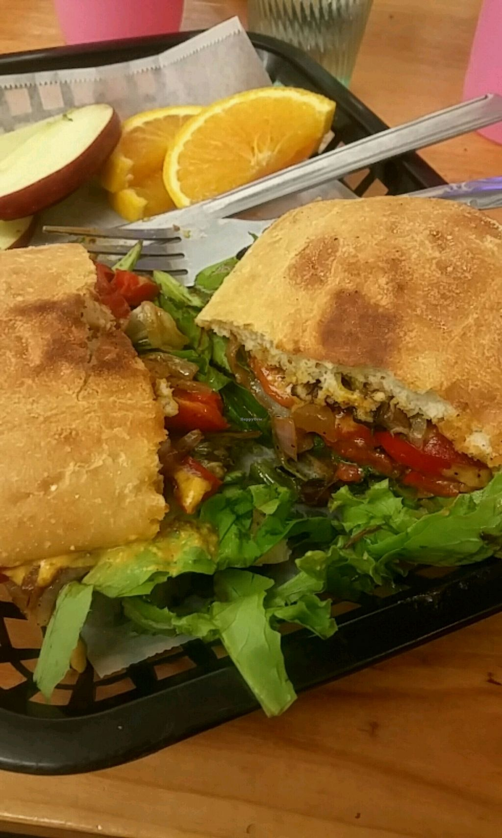 """Photo of 24 Carrots  by <a href=""""/members/profile/LauraRunco"""">LauraRunco</a> <br/>Philly sandwich was AMAZING!  <br/> September 29, 2017  - <a href='/contact/abuse/image/44118/309878'>Report</a>"""