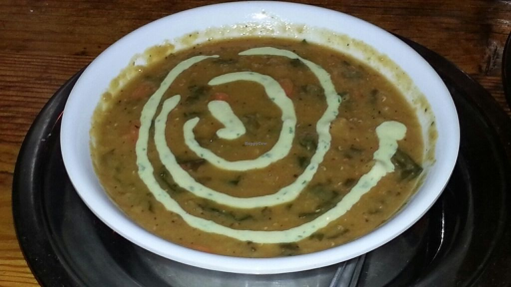 """Photo of The Sudra  by <a href=""""/members/profile/eric"""">eric</a> <br/>lentil veg stew <br/> November 16, 2015  - <a href='/contact/abuse/image/44119/125213'>Report</a>"""