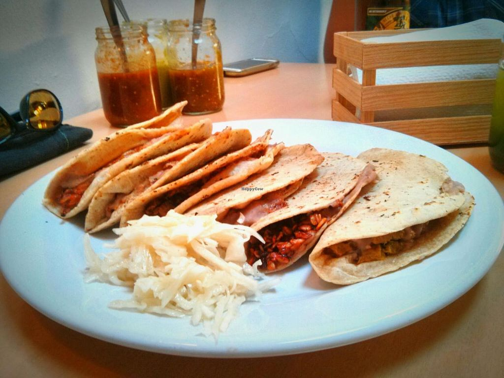"Photo of Lucuma  by <a href=""/members/profile/aprocopio"">aprocopio</a> <br/>Various delicious tacos <br/> December 28, 2013  - <a href='/contact/abuse/image/44126/61143'>Report</a>"
