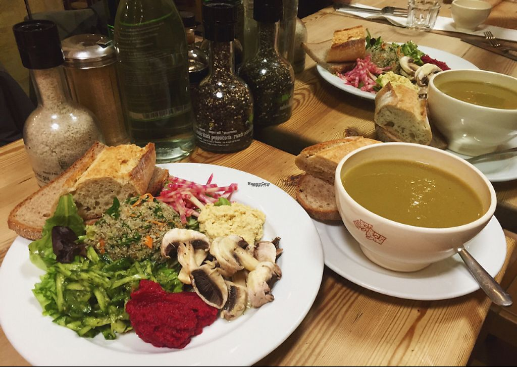 "Photo of Le Pain Quotidien - Marais  by <a href=""/members/profile/RachelCooksey"">RachelCooksey</a> <br/>prayers answered  <br/> March 10, 2017  - <a href='/contact/abuse/image/44133/234713'>Report</a>"