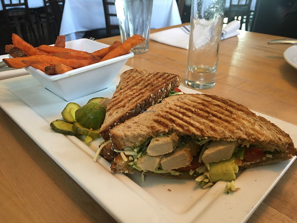 "Photo of Harvest Room  by <a href=""/members/profile/BrooklebeexD"">BrooklebeexD</a> <br/>Beyond ""Chicken"" Panini <br/> October 2, 2017  - <a href='/contact/abuse/image/44153/311179'>Report</a>"
