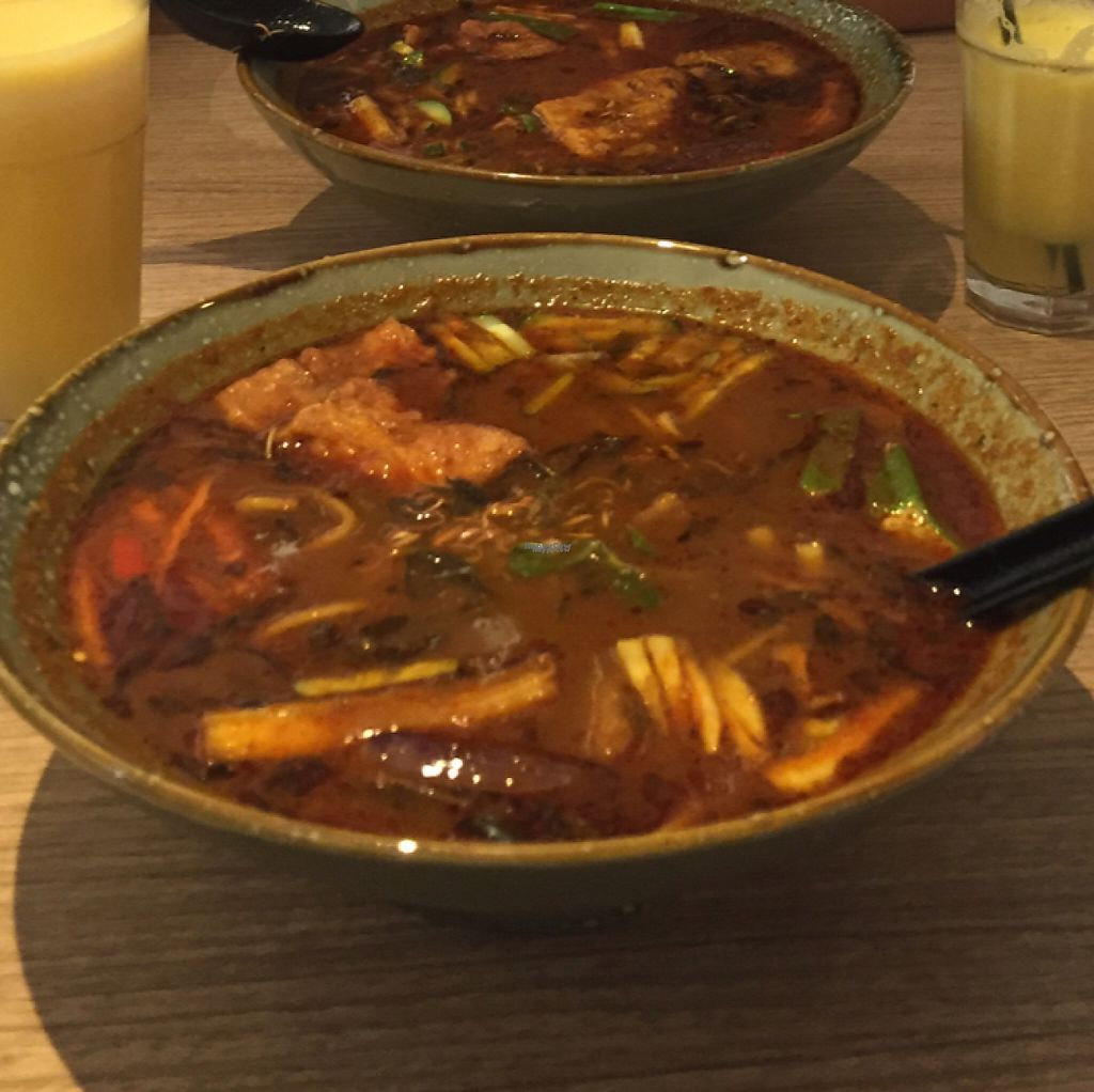 """Photo of Simple Life - Jalan Sultan Ismail  by <a href=""""/members/profile/jozborn"""">jozborn</a> <br/>Laksa Soup <br/> January 18, 2017  - <a href='/contact/abuse/image/44155/212991'>Report</a>"""