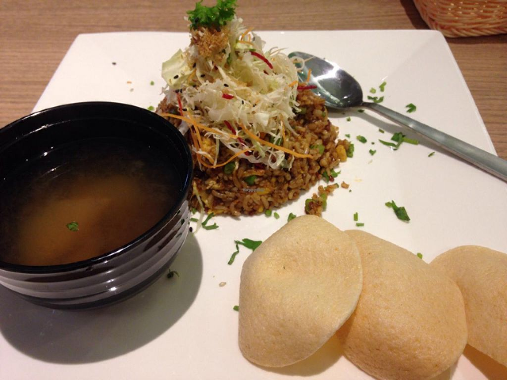 """Photo of Simple Life - Jalan Sultan Ismail  by <a href=""""/members/profile/Marina-S"""">Marina-S</a> <br/>tom yam rice <br/> January 22, 2014  - <a href='/contact/abuse/image/44155/62919'>Report</a>"""