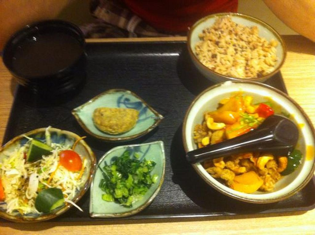 """Photo of Simple Life - Jalan Sultan Ismail  by <a href=""""/members/profile/kasia"""">kasia</a> <br/>sweet and sour mushrooms <br/> July 13, 2014  - <a href='/contact/abuse/image/44155/73952'>Report</a>"""