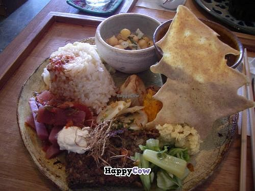 """Photo of CLOSED: Toritorinoki  by <a href=""""/members/profile/Ricardo"""">Ricardo</a> <br/>Lunch plate <br/> December 23, 2013  - <a href='/contact/abuse/image/44158/60818'>Report</a>"""