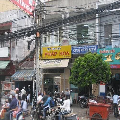"Photo of CLOSED: Tiem Com Chay Phap Hoa I  by <a href=""/members/profile/simpsonyellow"">simpsonyellow</a> <br/>Tiem Com Chay Phap Hoa I - Facade <br/> December 14, 2008  - <a href='/contact/abuse/image/4416/1312'>Report</a>"
