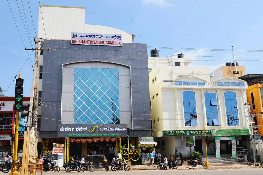 "Photo of Suvarna Bhavan Residency Restaurant  by <a href=""/members/profile/SachinSandy"">SachinSandy</a> <br/>HOTEL FRONT VIEW  <br/> January 9, 2014  - <a href='/contact/abuse/image/44227/62151'>Report</a>"