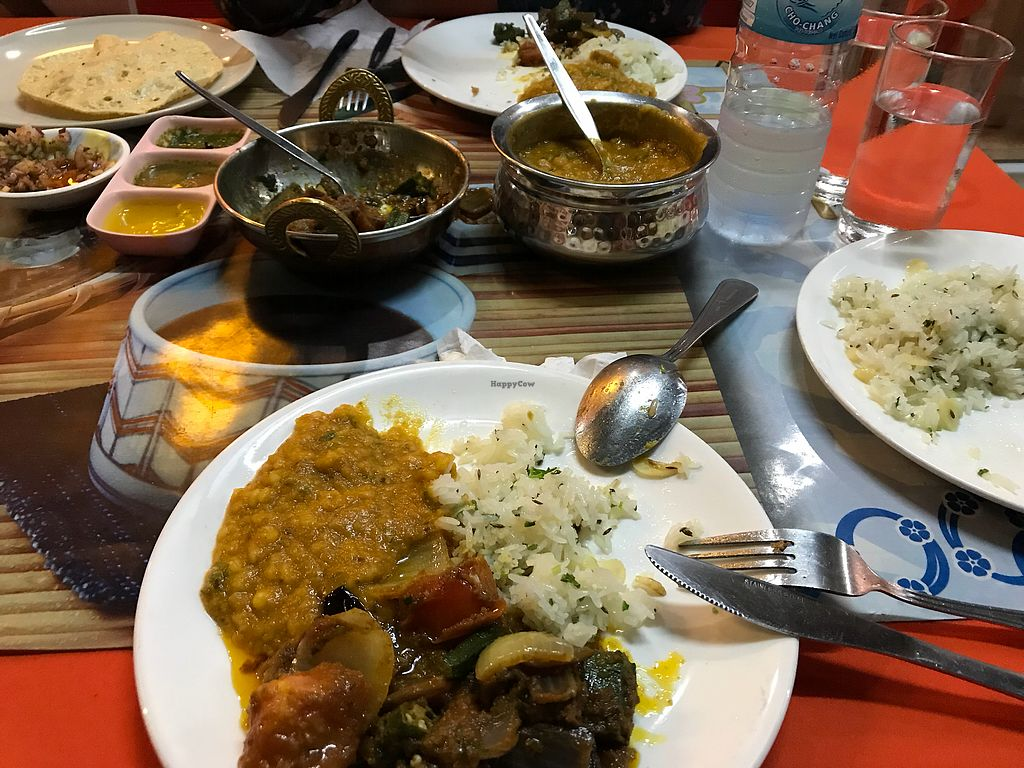 """Photo of S and S Indian Restaurant  by <a href=""""/members/profile/LokMac"""">LokMac</a> <br/>Mains (already half eastern) <br/> January 18, 2018  - <a href='/contact/abuse/image/44252/347852'>Report</a>"""