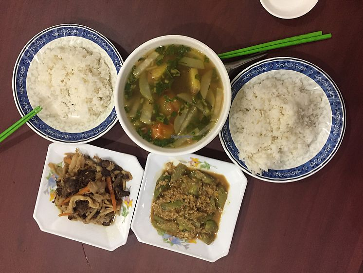 """Photo of Maitreya Healthy Vegetarian Resturant  by <a href=""""/members/profile/JanetLow"""">JanetLow</a> <br/>  <br/> June 17, 2017  - <a href='/contact/abuse/image/44288/269938'>Report</a>"""